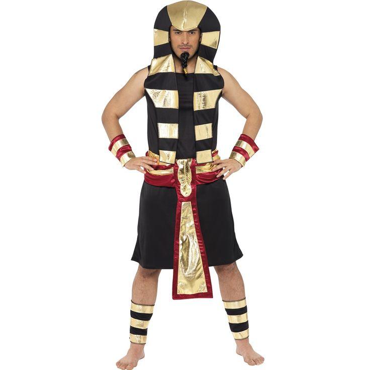Disfraz Faraón Egipcio Hombre - Comprar Online {Miles de Fiestas}