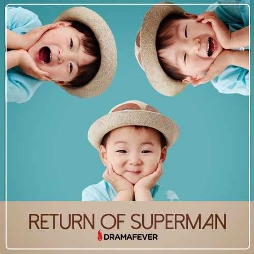 See the adorable and hilarious Song triplets on Return of Superman!