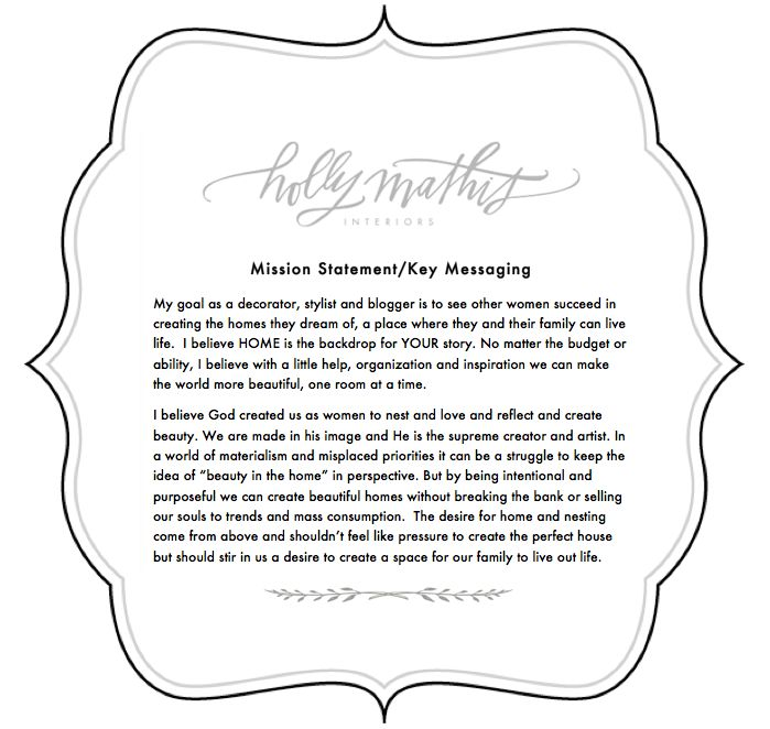 Whitney English's Authenticate - Holly Mathis Interiors