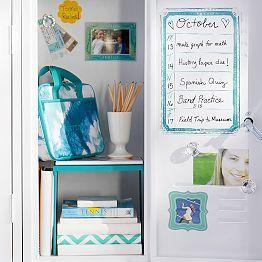 Locker Accessories, Locker Shelves & Locker Decorations