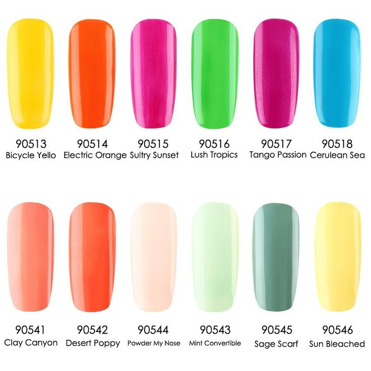 Free Shipping 12Pcs/lot 7.3ml New Arrival CShellac Soak Off UV LED Gel Polish 89Fashion Colors Available For Salon Nail Gel