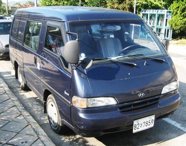 Did you know Hyundai used to make vans? http://www.jonhallhyundai.com/HomePage