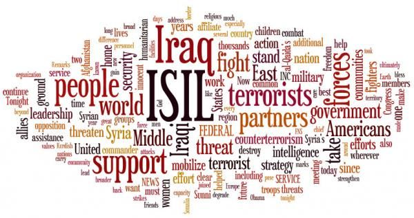 Summarizing The President's Speech | Zero Hedge We'll be bombing a sovereign nation (Syria). We'll be arming terrorist groups while fighting them. The US Economy is Great.