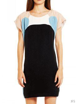 From Joan Watson's fashion show