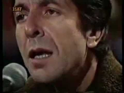 Leonard Cohen - Famous Blue Raincoat (Live 1979) w/ lyrics