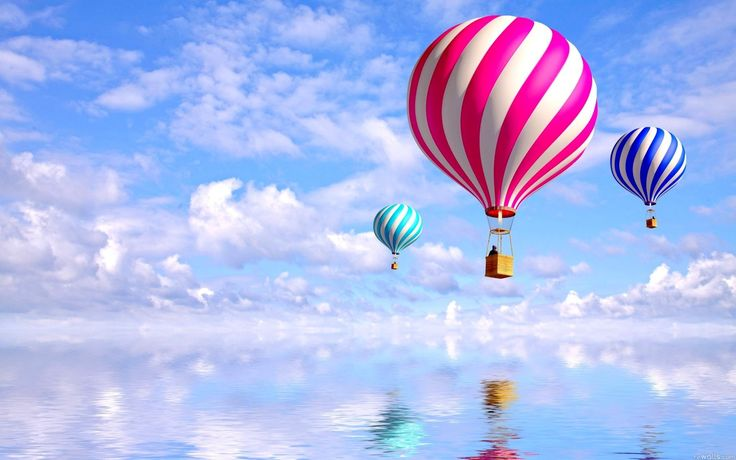 Wallpaper Download 5120x3200 Delicious Hot Air Balloons