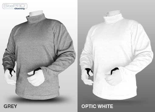 BitePRO Bite Resistant Sweatshirt with Thumbholes