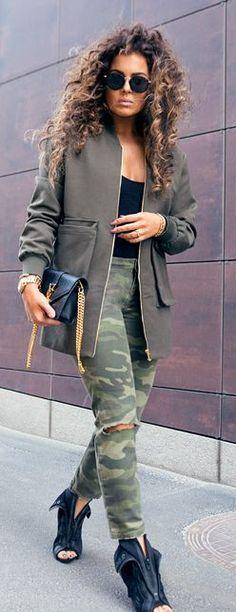 """""""Camo Fashion """""""