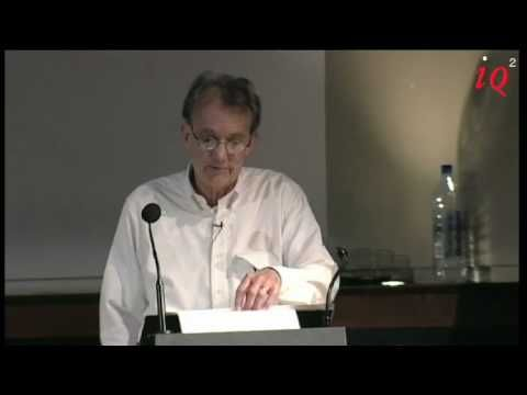 Edward Tufte, the da Vinci of data, speaking about visually displaying information