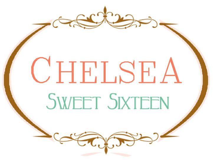#sweetsixteen #chelsea #sticker