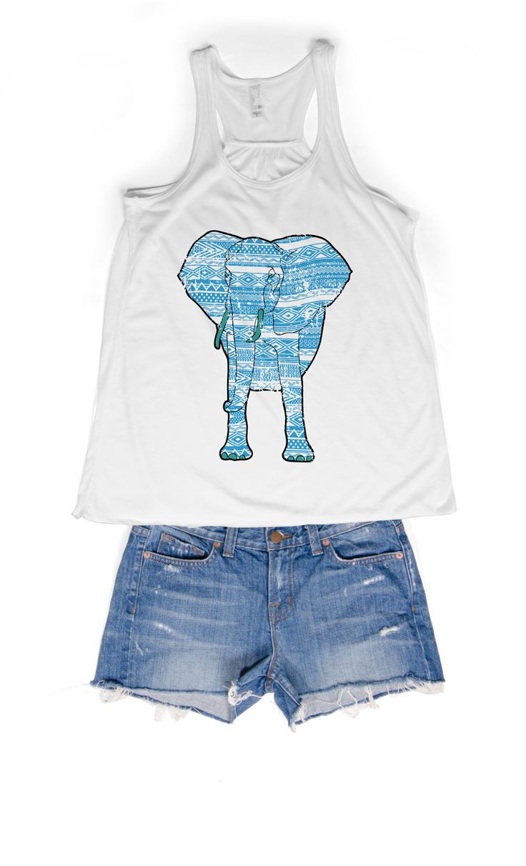 Festival inspiration at UberPrints.com! Create your own crop top, tank or tee to complete your festival look. #uberprints