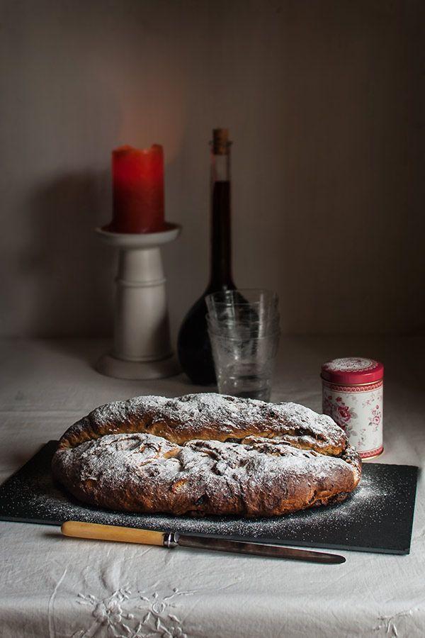 Stollen, pan navideño aleman