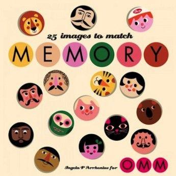Memory Game  by Ingela Arrhenius
