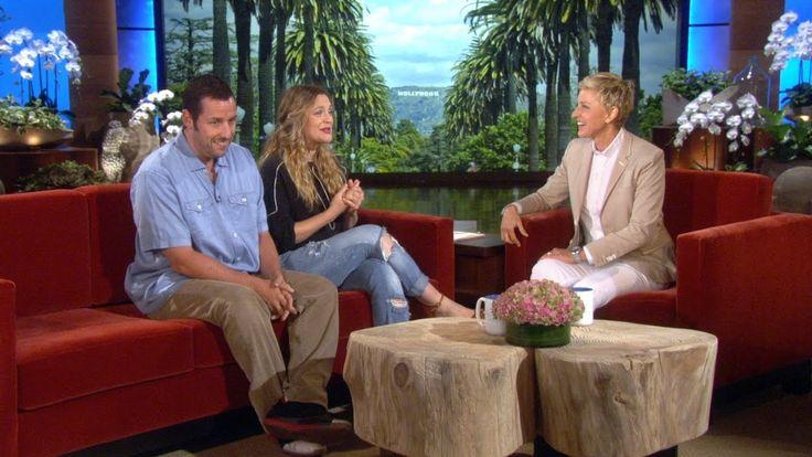 Adam Sandler Admits His Daughters Aren't Fond Of His Movies On Ellen DeGeneres Show #AdamSandler, #EllenDegeneres celebrityinsider.org #Entertainment #celebrityinsider #celebritynews #celebrities #celebrity