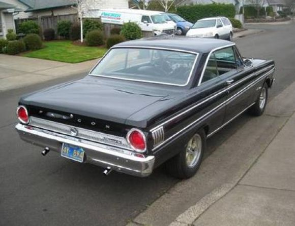 Learn More About 1964 Ford Falcon Sprint On Bring A Trailer, The Home Of  The Best Vintage And Classic Cars Online.
