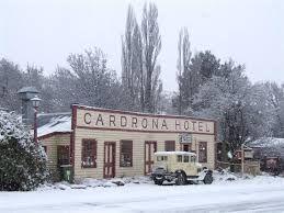 Cardrona hotel, new zealand