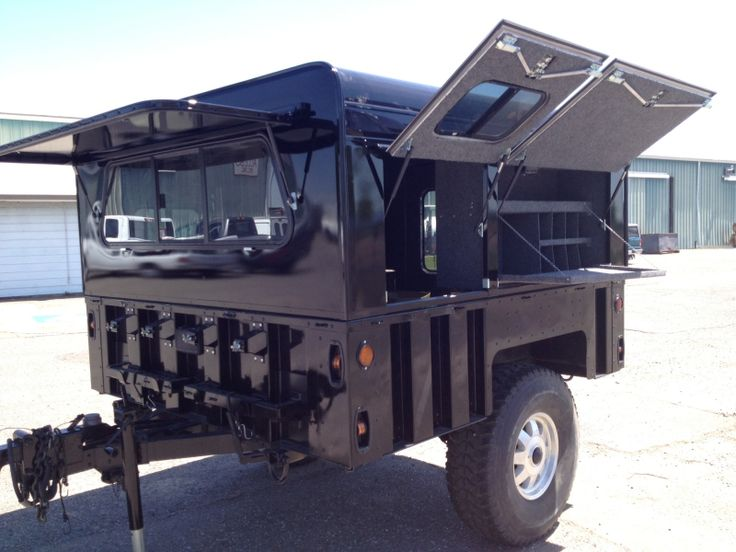 Another Hummer Trailer Build - Page 10 - Expedition Portal