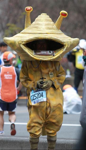 【東京マラソン2016】仮装で目立ちたい人必見!オススメ&注意点