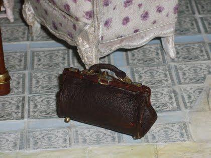 How to make a tiny purse // Comment faire un sac rétro ? - Mooghis Cath