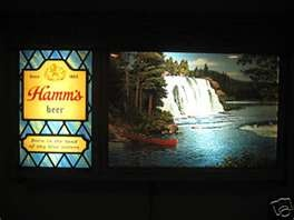 the Hamms Beer sign over every home bar.