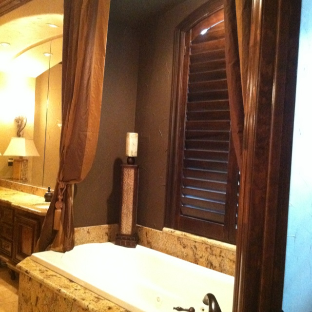 curtains around master bathroom tub bathrooms pinterest master bathroom tub master bathrooms and tubs