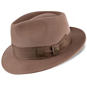 8e7ea8889f0 Lowest Price on Compass - Walrus Hats Diamond Crown Wool Felt Fedora Hat.