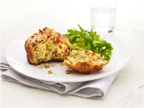 Recipe of the week: Sweet potato & cheese muffins | Premier's Active April