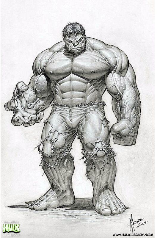 Dale Keown is best known for his work on the Hulk or Pitt.  The guy is amazing and I love everything he does.  Too bad we don't get more of it.