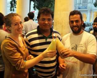 Food Tour in Delhi; New Delhi Food Tour Connaught Place; rave reviews on Tripadvisor