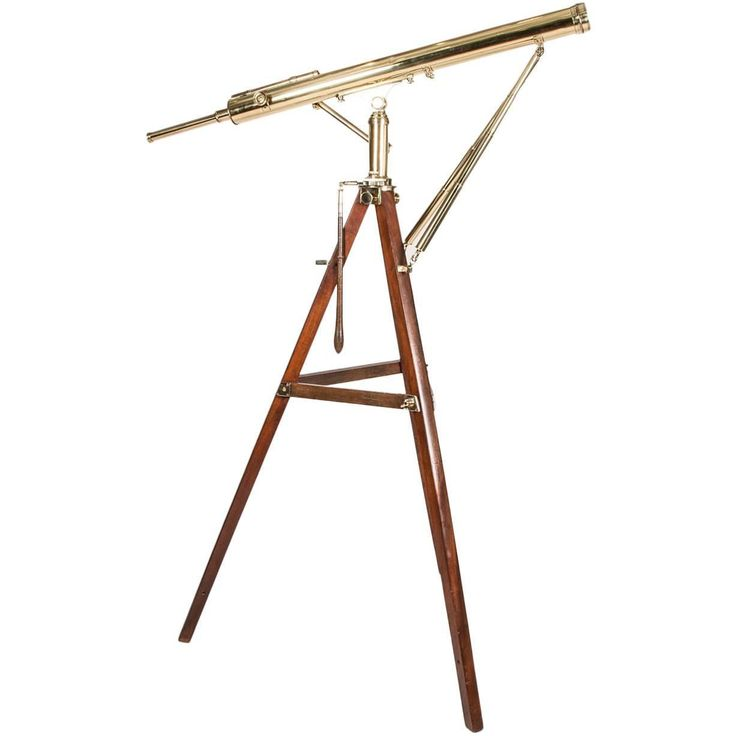 Victorian Telescope | From a unique collection of antique and modern scientific instruments at https://www.1stdibs.com/furniture/more-furniture-collectibles/scientific-instruments/