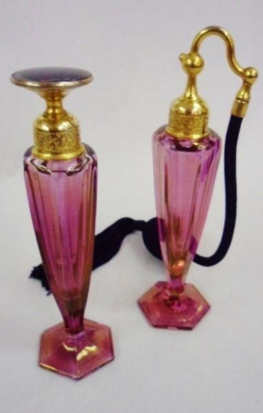 17 best images about devilbiss botellas de perfume on - Botellas para perfumes ...