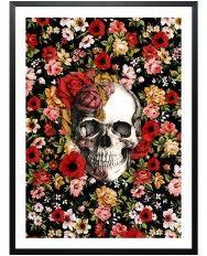 In Bloom-Framed Art Print