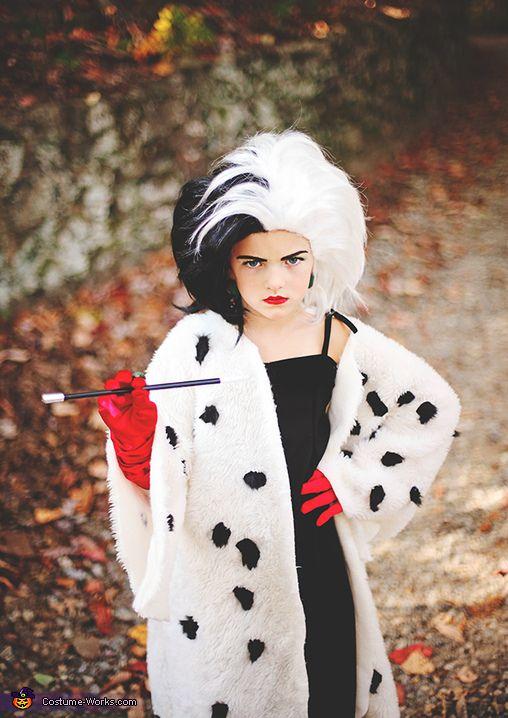 Cruella Deville - 2015 Halloween Costume Contest via @costume_works