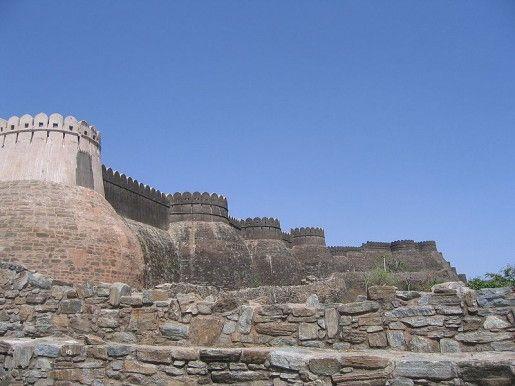 La Gran Muralla India