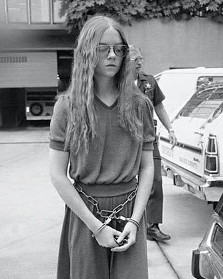 """Brenda Ann Spencer killed two people in 1979 at the age of 16. Her reason is, """"I don't like Mondays""""."""