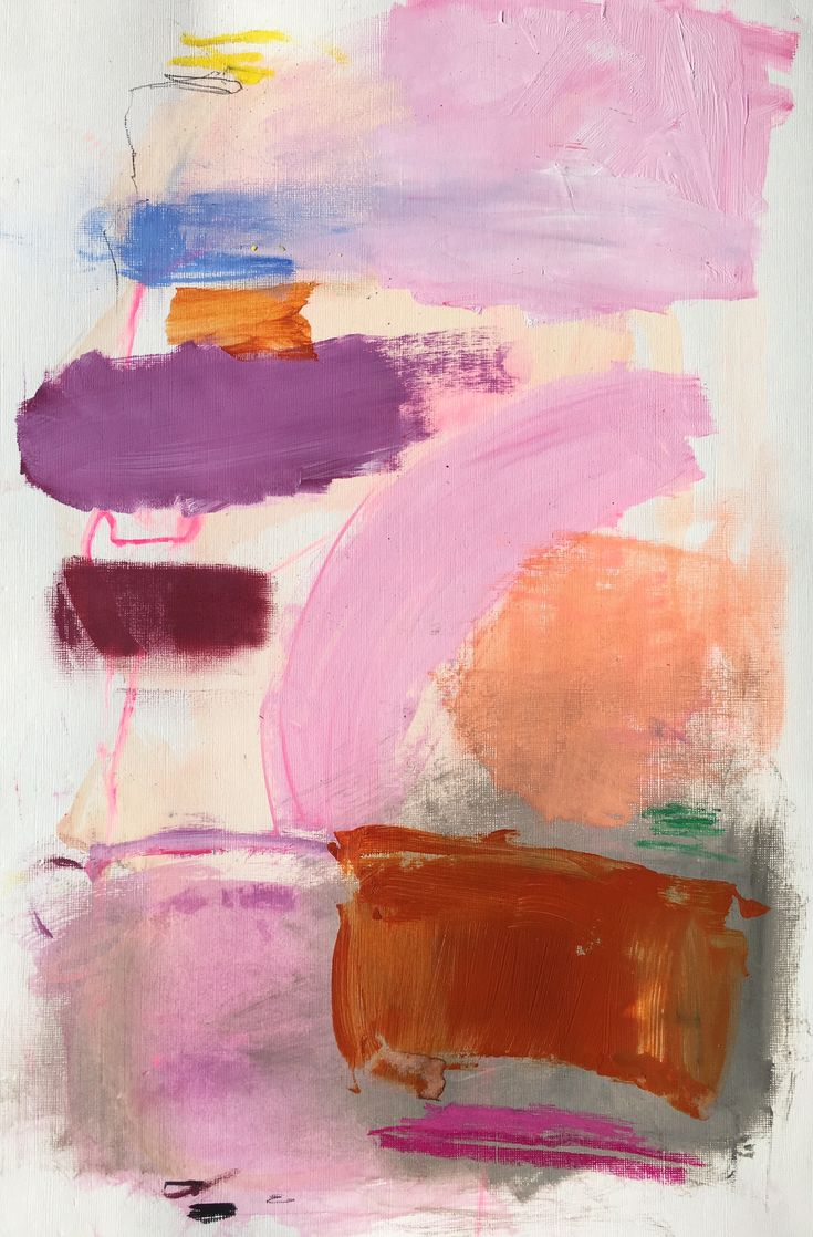 Jenny Andrews Anderson Abstract
