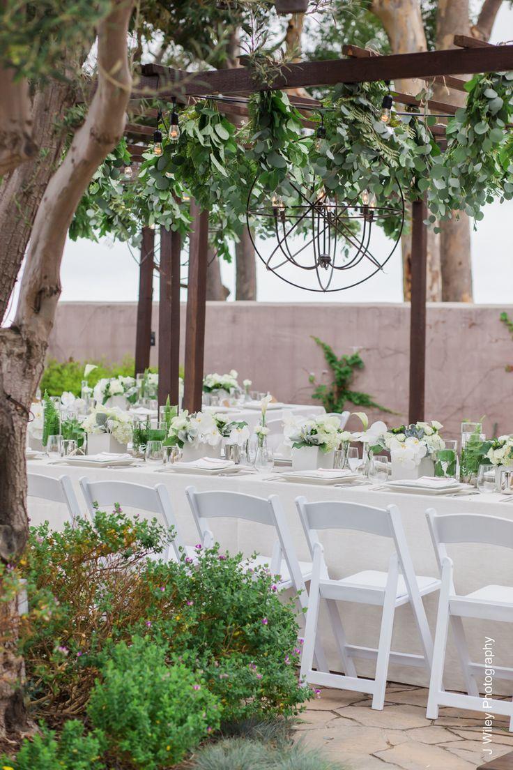 backyard wedding venues in orange county ca%0A Catalina View Gardens Wedding Reception   Rancho Palos Verdes   J Wiley  Photography