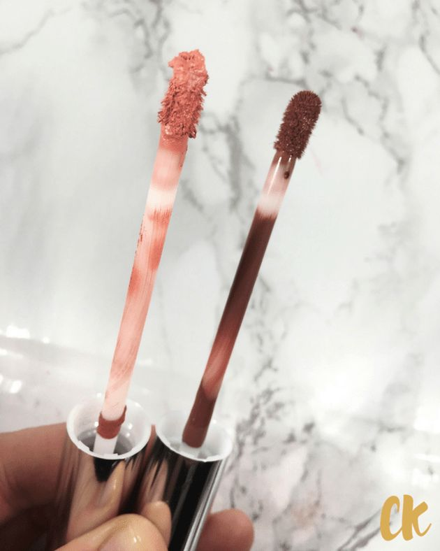 """ColourPop's """"November"""" and """"StingRAYE"""" are to die for. If you're looking for affordable and good quality lip products, look no further than a ColourPop lipstick. // www.CandidlyKelseyBlog.com"""
