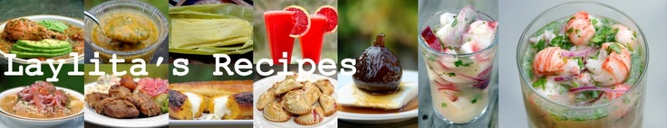 A great list of Latin American Food Blogs from an Ecuadorian food blogger. LOVE