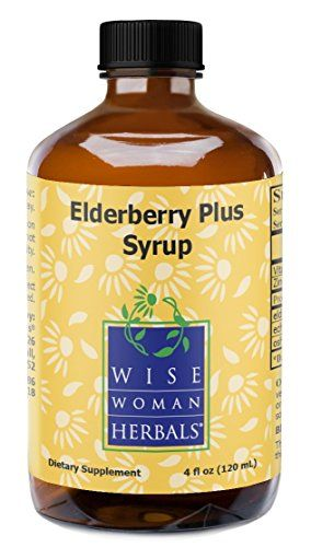 Wise Woman Herbals - Elderberry Plus Syrup - 4 oz