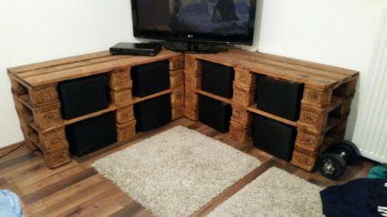 palletten schrank in niedersachsen wolfsburg ebay. Black Bedroom Furniture Sets. Home Design Ideas