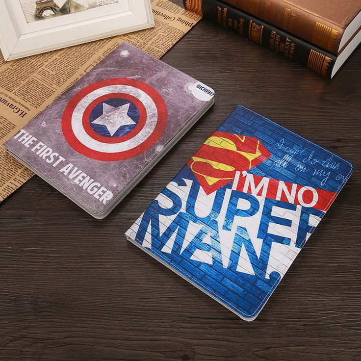 IPad case with captain america protective case for