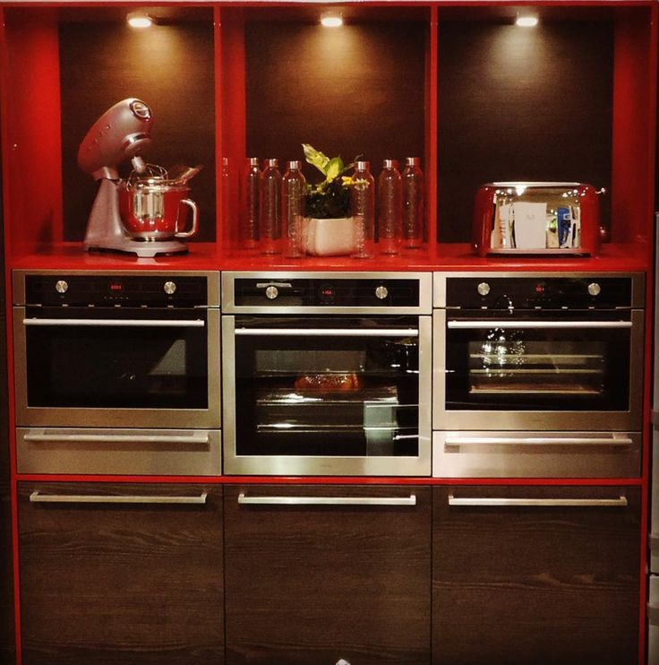 Sexy kitchen appliances that put the romance back into cooking together as a couple! #porterandcharles #kitchendesign #kitchenappliances