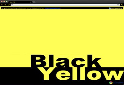 black and yellow checkered flag