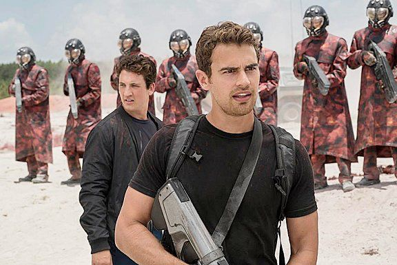 The Allegiant score is out
