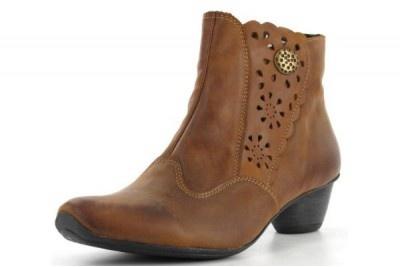 Ankle Boots : Kalunga - Tan | Shouz
