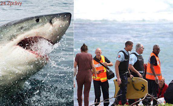 Milovník žraloků zemřel brutální smrtí, roztrhala ho paryba v rozkroku
