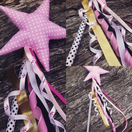Now, It's time for the magic wands. Here It is another one from our line stuffed magic wands. Tell the kids they should be carefull, our wands can really work! #magicwand #wand