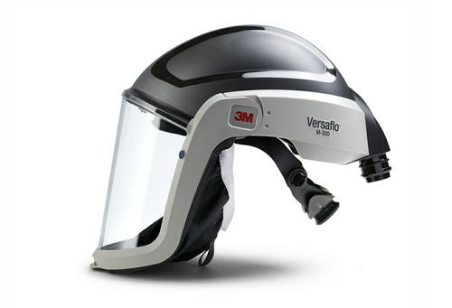 3M   Versaflo   DCA Plastic Helmet