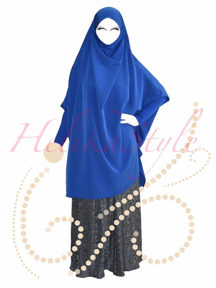 HelikaStyle Khimar with sleeves photo collection. French jilbab. :: Sewing classes and tutorials - HelikaStyle